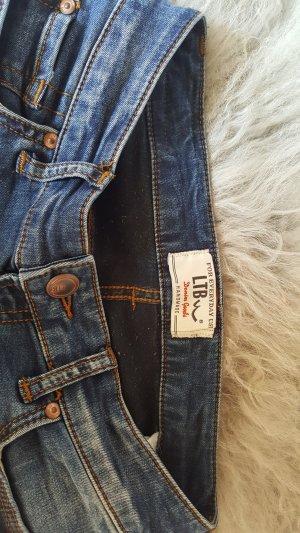 LTB Jeans a zampa d'elefante blu