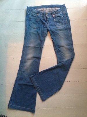 Flared Jeans von Pepe Jeans - Schlaghose 32/34
