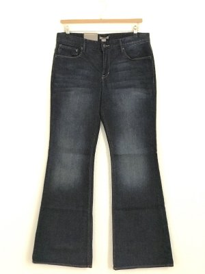 Flared Leg Jeans