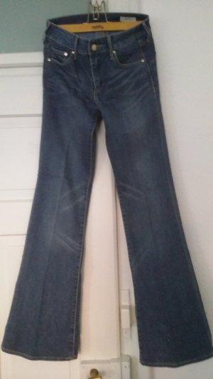 Flary Jeans der Marke H&M