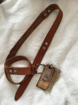Legend Leather Belt brown leather