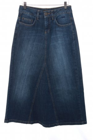 FlashLights Jeansrock blau Casual-Look