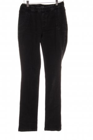 FlashLights Jeggings schwarz-grau Casual-Look