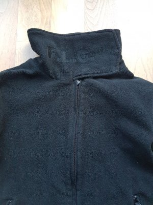 FlashLights Fleece Jackets black