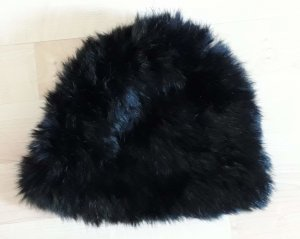 Liu jo Fur Hat black