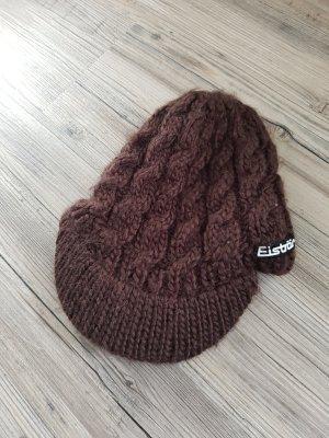 Eisbär Cap dark brown