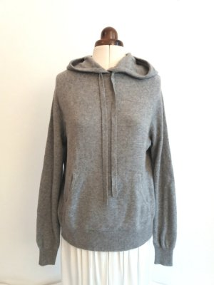 H&M L.O.G.G. Capuchon sweater grijs