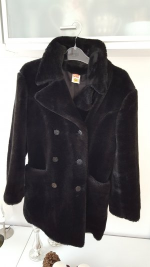 C&A Short Coat black