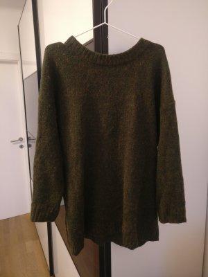 Flauschiger Oversize Pullover von H&M