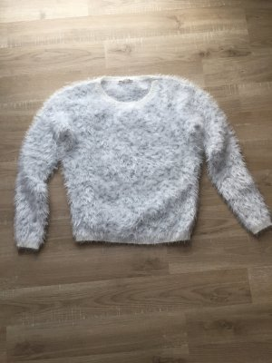 Orsay Crewneck Sweater natural white-light grey