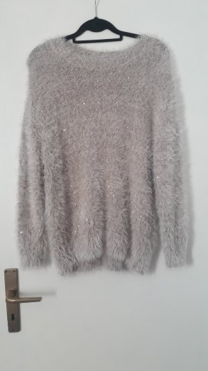 Primark Sweater Dress rose-gold-coloured