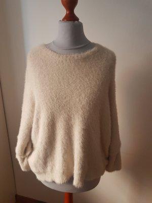 Mango Sweater natural white