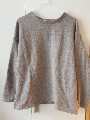 Flauschiger Pullover ZARA