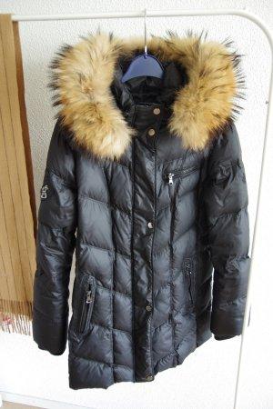 Winter Jacket black-brown