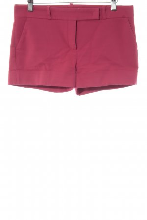 Flavio Castellani Hot Pants magenta-pink klassischer Stil