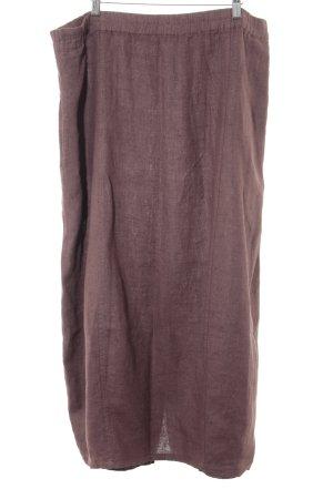 Flaxxxs Maxi Skirt grey lilac Gypsy style