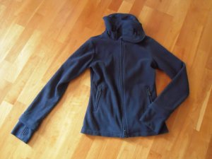 Bench Fleece jack donkerblauw Polyester