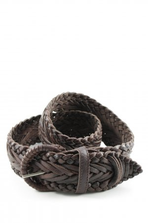 Braided Belt brown Boho look
