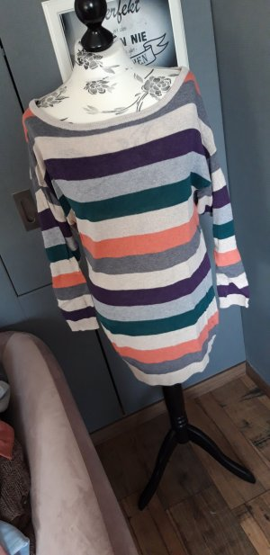 H&M Divided Oversized Sweater multicolored