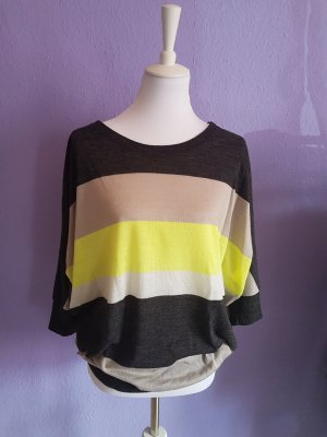 Only Short Sleeve Sweater multicolored