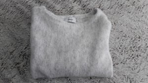 Only Sweater light grey-natural white