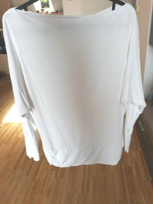 Madonna Oversized Shirt white