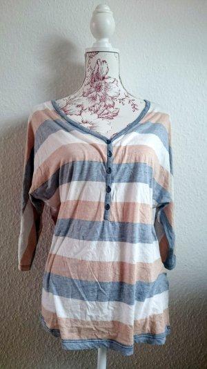 Fledermaus Streifen Shirt Esprit