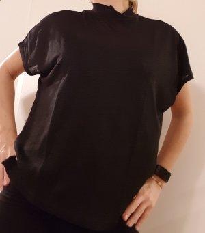 Fledermaus T-Shirt, schwarz