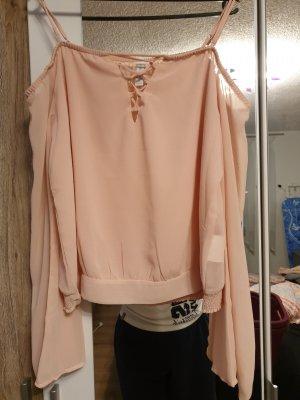 Carmen shirt roze