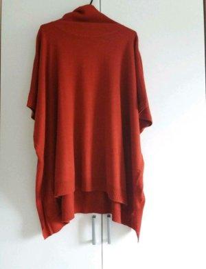 Turtleneck Shirt red