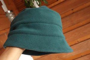 Felt Hat cadet blue synthetic fibre