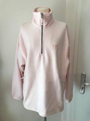 Fleece-Jacke Gr.M Gr.40 rosa Pullover