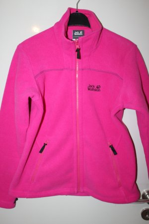 fleece jacke JackWolfskin M
