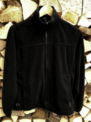 Salewa Fleece Jackets black