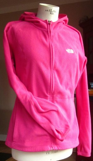Fleece Polartec Kapuzenjacke, pink, The North Face