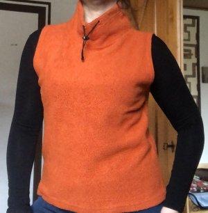 Fleece Pulli Pullover Sweat Rollkragenpullover