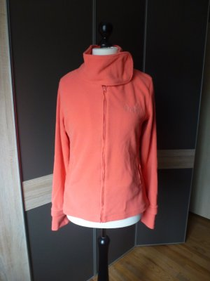 Fleece Weste Gr.42 in orange