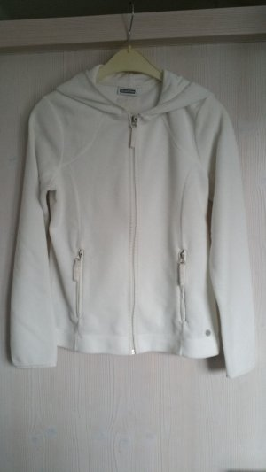 Street One Fleece Jackets natural white