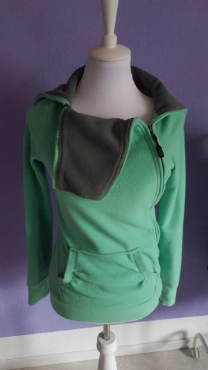 Urban Surface Fleece Jackets neon green-green polyester