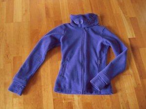 Bench Fleece Jackets blue violet