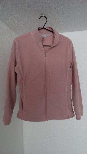 Fleecejacke rosa Gr. L