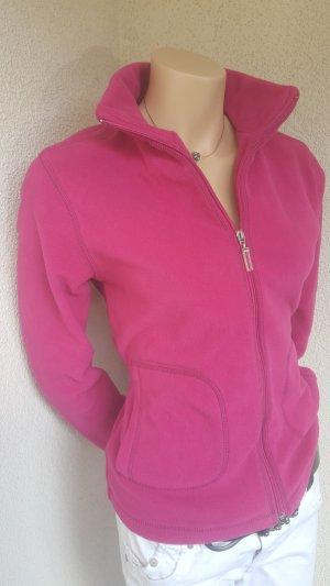 Cecilia Classics Fleece Jackets pink