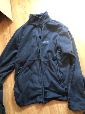 Jack Wolfskin Fleece Jackets neon blue-blue
