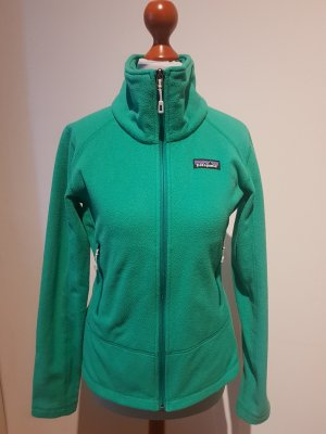 Patagonia Fleece Jackets turquoise