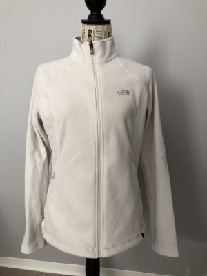 The North Face Giacca in pile bianco sporco