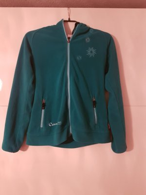 Fleece Jackets cadet blue