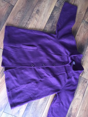Fleece Jackets grey violet-lilac