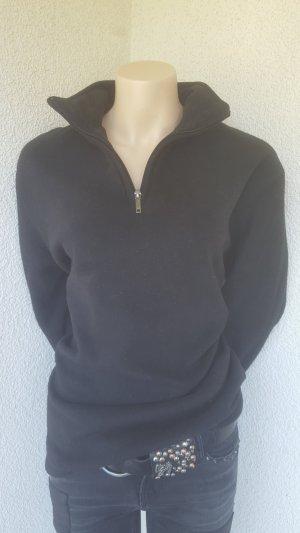 C&A Fleece Jumper black