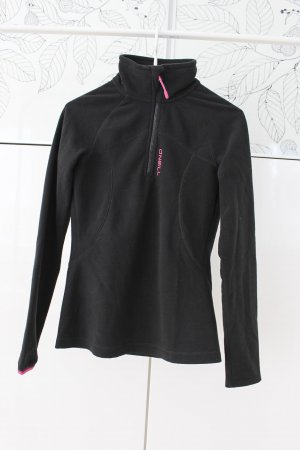 ONEILL Pullover in pile nero-magenta