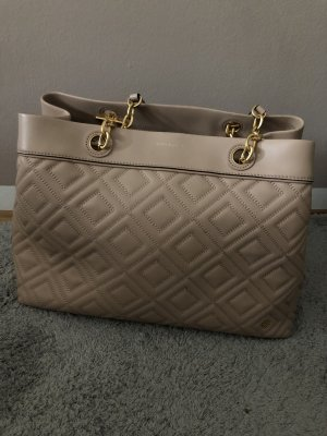 Tory Burch Shopper rose-gold-coloured-dusky pink leather